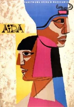 Aida, 1958 r.