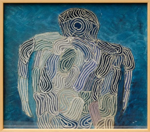 Homme Bleau, 1970 r.