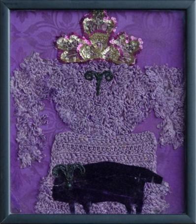 Fille Violette, 1965 r.