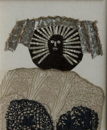 Femme Aux Seins Noirs, 1965 r.