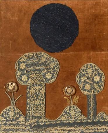 Paysage lunaire, 1966 r.