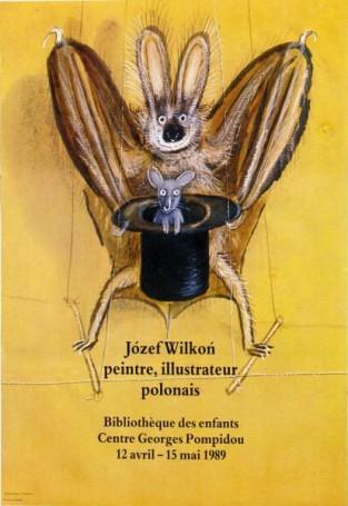 Józef Wilkoń, Wilkon peintre, illustrateur polonais,, 100 Pomysłów na prezent dla DZIECKA