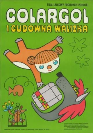 Tadeusz Wilkosz, Colargol icudowna walizka, 1979