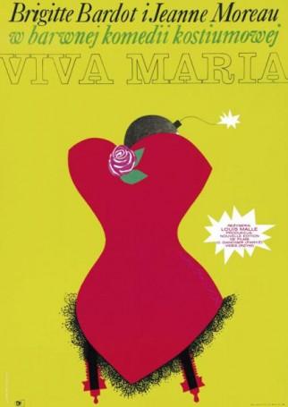 Viva Maria, 1966 r., reż. Louis Malle