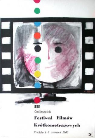 III Ogólnopolski Festiwal Filmów Krótkometrażowych, 1963 r.