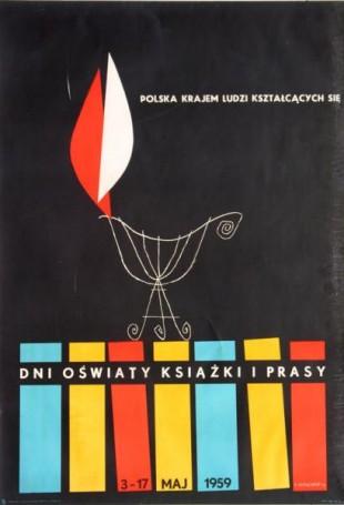 Dni Oświaty Książki iPrasy 1959 r.