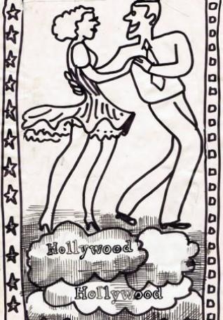 Jan Młodożeniec, Hollywood, Hollywood