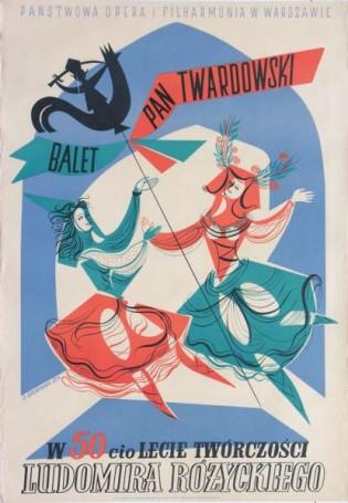 Balet Pan Twardowski, 1965