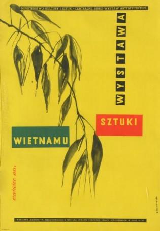 Wystawa Sztuki Wietnamu, 1959 r.