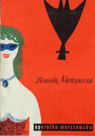 Zemsta Nietoperza, 1958 r.