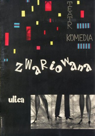 Zwariowana Ulica, 1962 r.