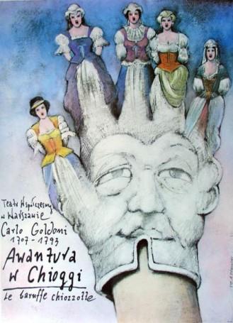 Awantura wChioggi, 1993 r., Carlo Goldoni