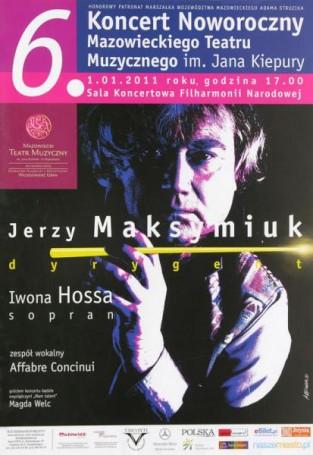 6 Koncert Noworoczny Mazowieckiego Teatru Muzycznego