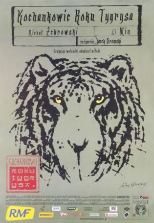 Kochankowie Roku Tygrysa, reż.: Jacek Bromski