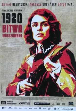1920 Bitwa Warszawska, 2011 r., reż.: Jerzy Hoffman