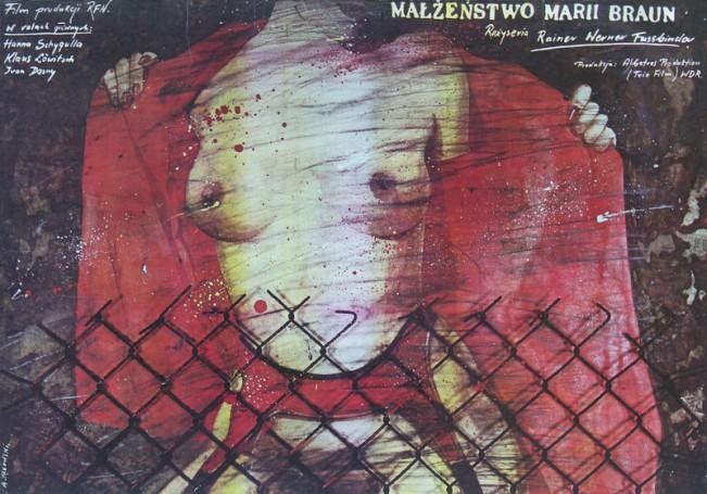 Malzenstwo Marii Braun, director: Rainer Werner Fussbinder