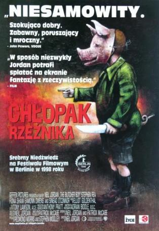 Chłopak rzeźnika, 1998 r., reż.: Neil Jordan