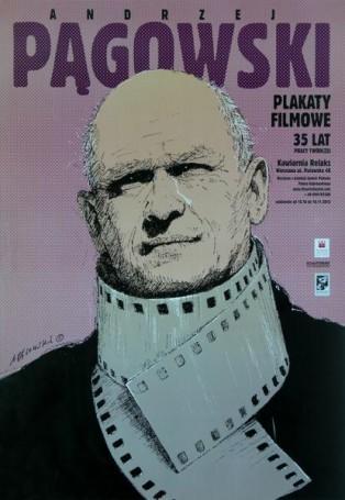 Andrzej Pągowski plakaty filmowe 35 lat, 2012 r.