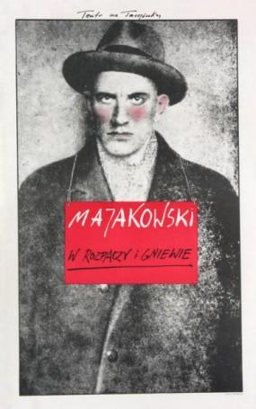 W rozpaczy igniewie, reż.: Majakowski
