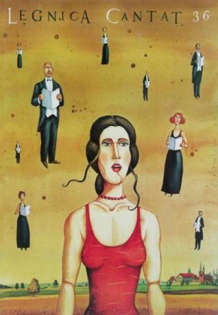 Legnica Cantat 36, 2001 r.