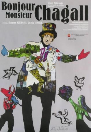 Bonjour Monsieur Chagall, 2009, director: Szymon Szurmiej
