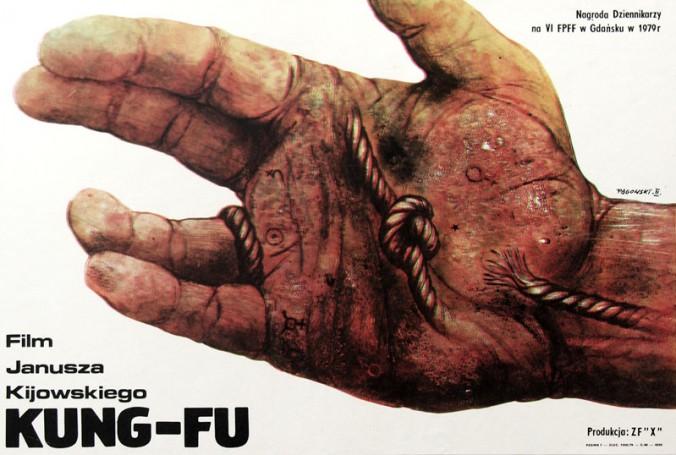 Kung Fu, 1974 r., reż.: Janusz Kijowski