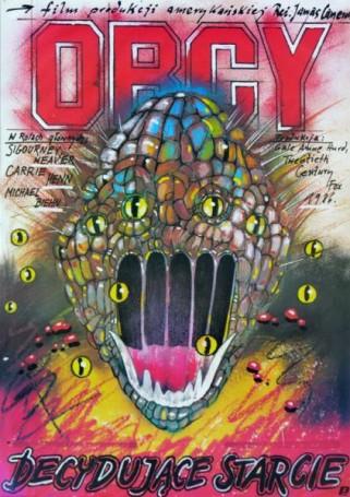 Obcy, decydujace starcie, 1987, director: James Cameron