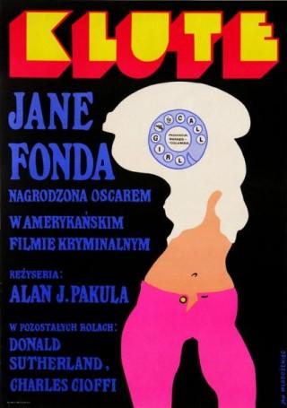Klute, 1973, director Alan Pakula