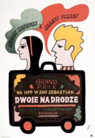 Dwoje na drodze, 1969 r.