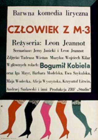 Człowiek zM -3, 1969 r.
