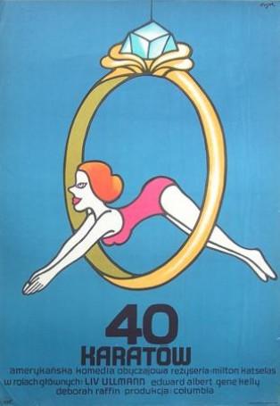 40 karatów, 1975 r.