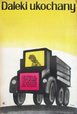 Daleki ukochany, 1961 r.