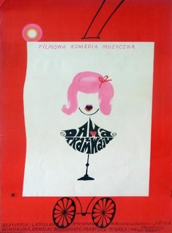 Dama ztramwaju, 1976 r.