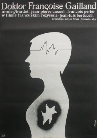 Doktor Francoise Gilland, 1976 r.