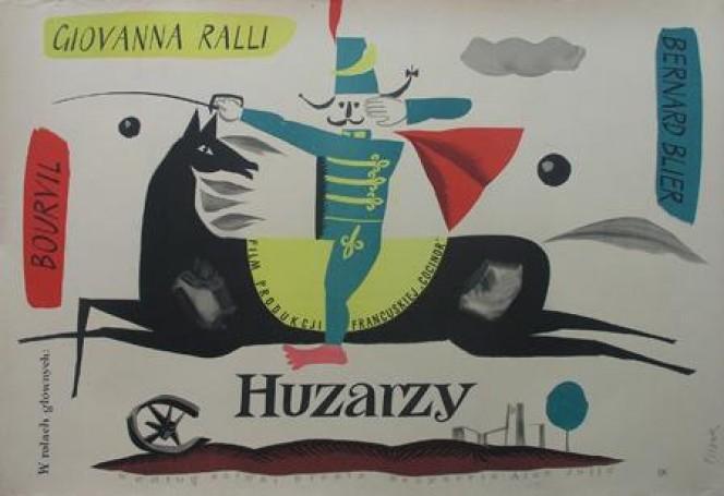 Huzarzy, 1959 r.