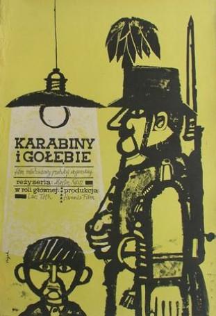 Karabiny igołębie, 1963 r.
