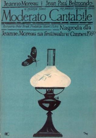Moderato Cantabile, 1963 r.