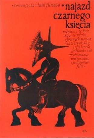 Najazd czarnego księcia, 1965 r.