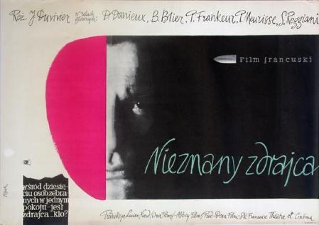 Nieznany zdrajca, 1960 r., reż. Julien Duvivier