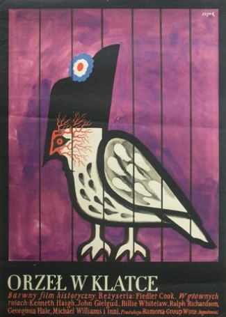 Eagle in aCage, 1971