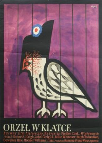 Orzeł wklatce, 1971 r.