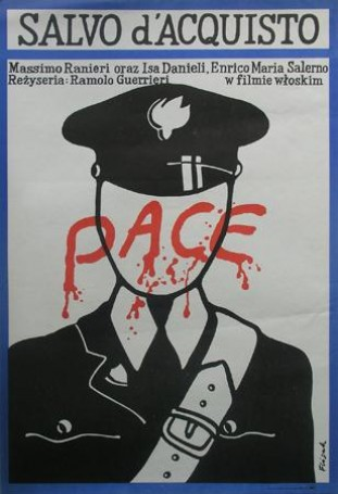 Salvo d'Acquisto, pace, 1977 r.