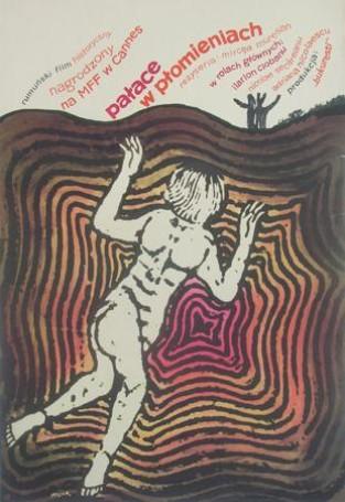 Pałace wpłomieniach, 1965 r.