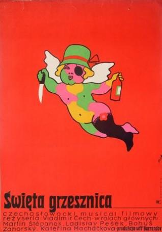 Święta grzesznica, 1970 r.