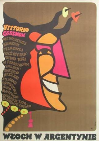 Włoch wArgentynie, 1969 r.
