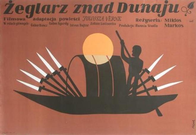 Żeglarz znad Dunaju, 1975 r.