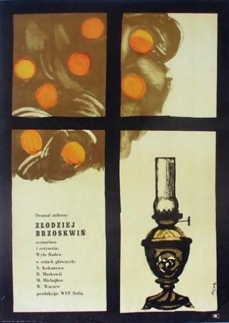 Złodzieje brzoskwiń, 1964 r.