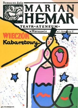 Wieczór kabaretowy, 1999 r., Marian Hemar