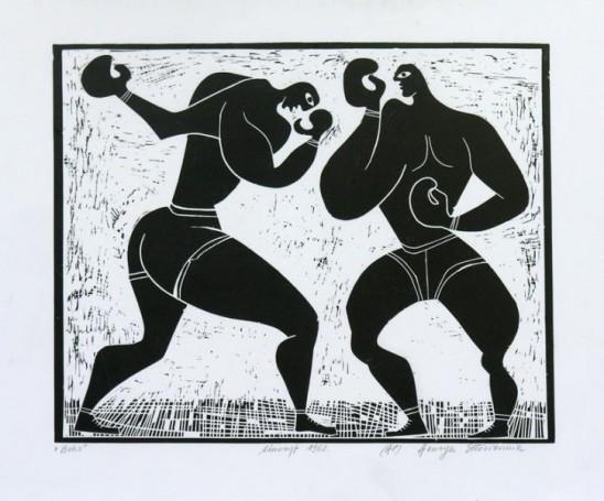 Boks, 1962 r., Henryk Płóciennik