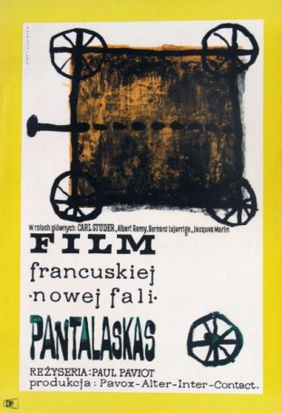 Pantalaskas, 1962, director Paul Paviot
